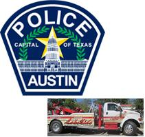 **NEW DATE ~ Lakeside Towing  & City of Austin Police Department