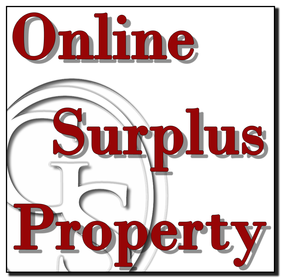 6/28/19 ~ Online Surplus Auction