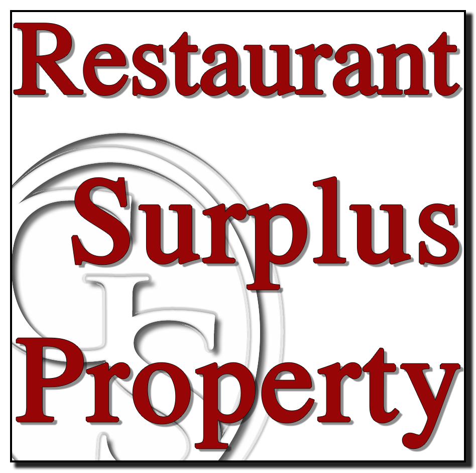 Restaurant Surplus Property