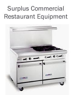 1/3/19 ~ Restaurant Equipment & Supplies
