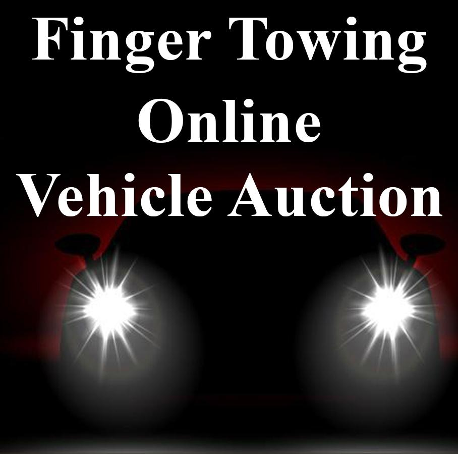 Finger Towing Online Vehicles