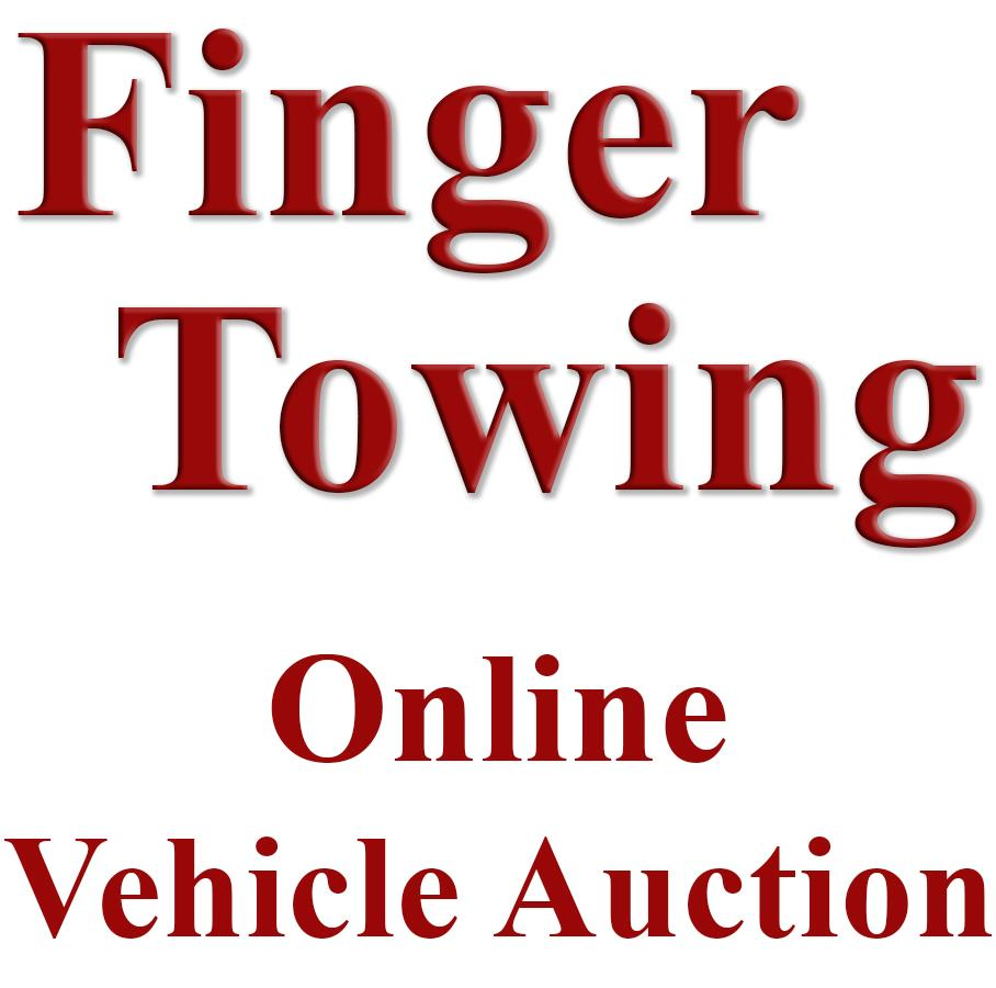 8/3/18 - Finger Towing Online Vehicle Auction