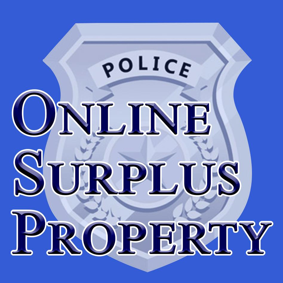 Online Surplus Property - Former Police Uniforms