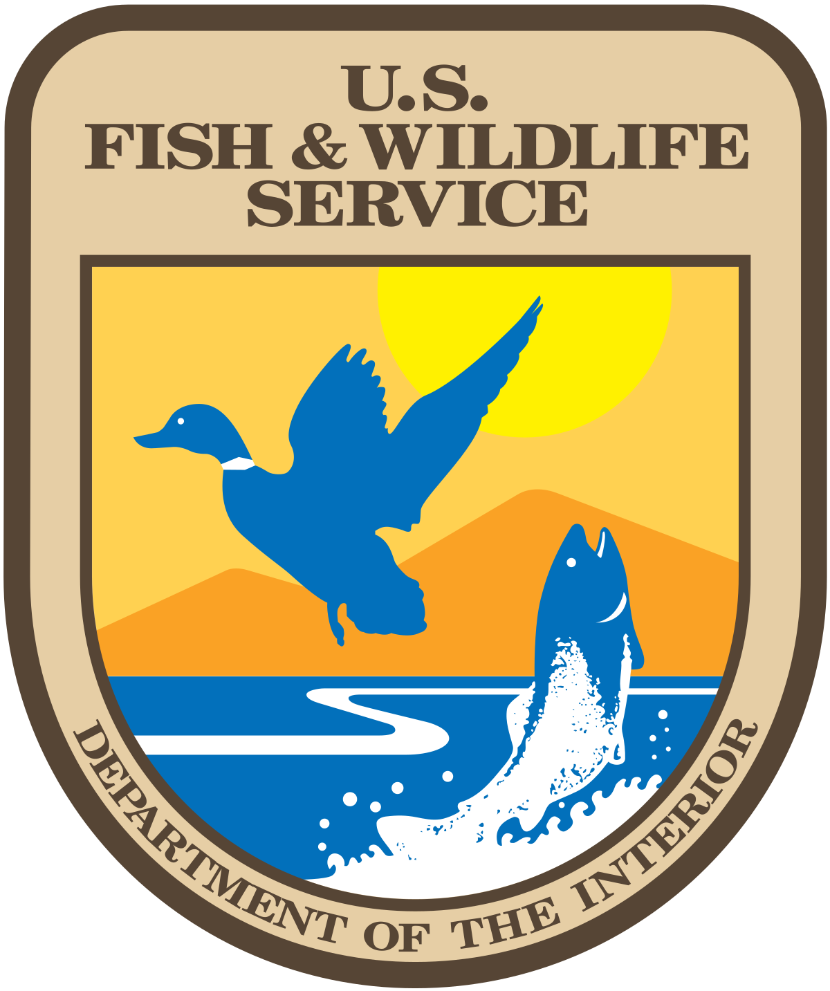 4/12/19 ~ Department of the Interior, U.S. Fish and Wildlife