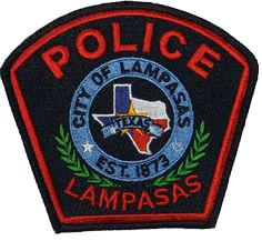 9/19/19 - City of Lampasas (Vehicles)