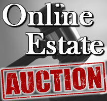 12/29/20 ~ Online Estate Auction