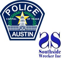 10/14/20 ~ Southside Wrecker  & City of Austin Police Department